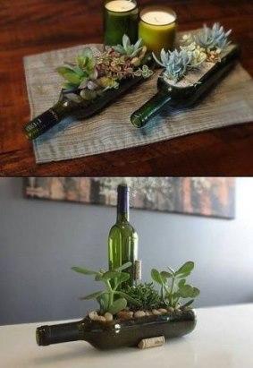 Новая жизнь старой бутылки