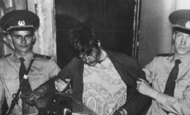 Кому можно было ходить пьяным в СССР Культура