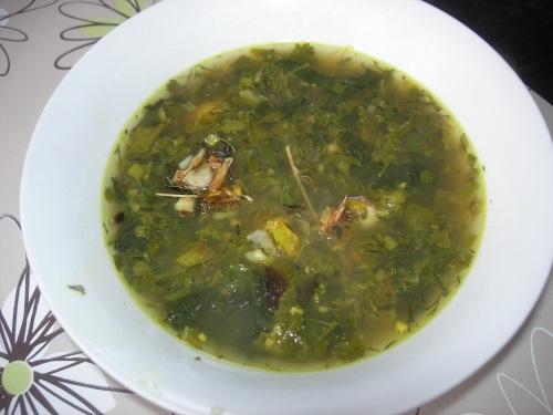 Персидский витаминный суп