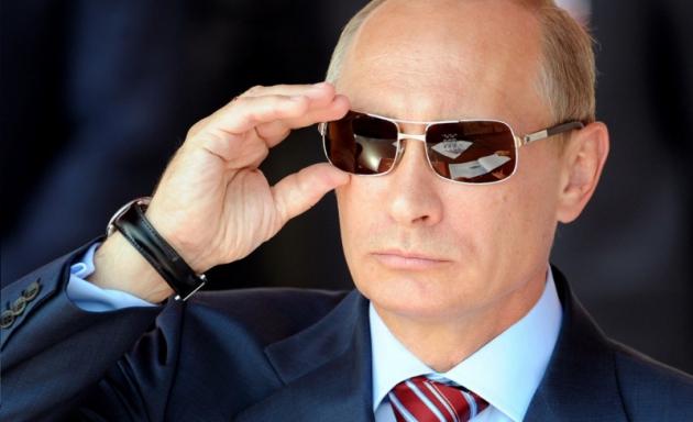 Владимир Путин: Досье на президента