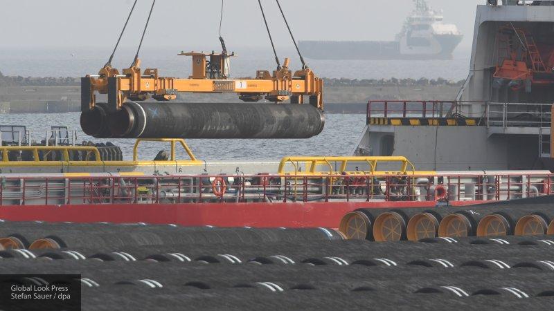 """""""Северный поток — 2"""" обеспечит Европу газом на более выгодных условиях, чем США"""