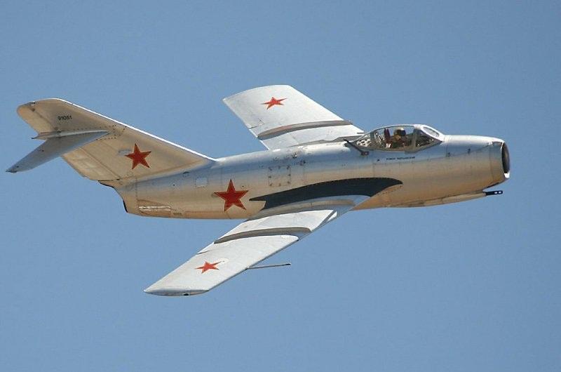 Самому массовому в мире истребителю МиГ-15 – 64 года!