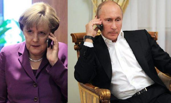 Путин и Меркель решили вопро…