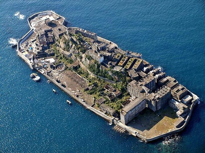 Пятерка заброшенных островов Путешествия,фото