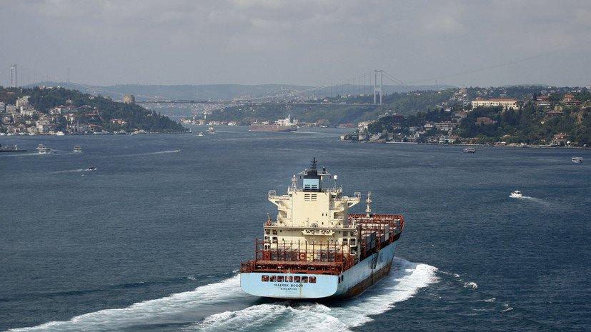 Турция начала строительство военной базы в Чёрном море