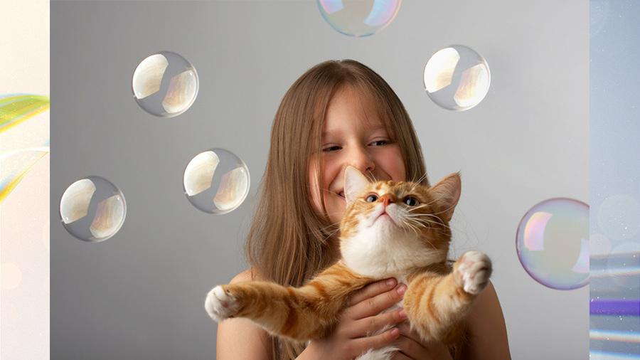 Наука о мыльных пузырях