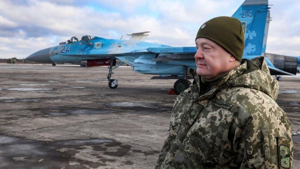 «Господин Путин, это война, это не шутки»: Порошенко призвал США и Европу закрыть порты для кораблей РФ