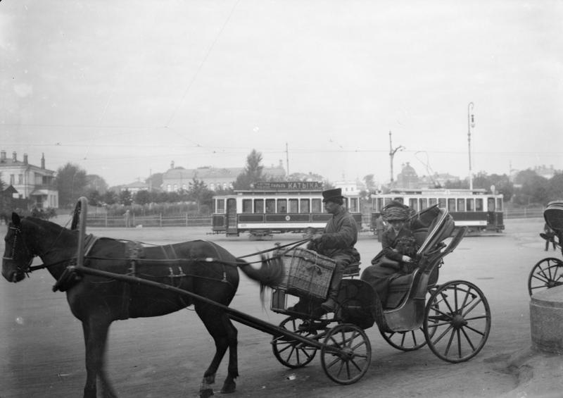 Возле Курско-Нижегородского вокзала история, ретро, фото