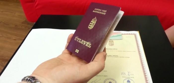 В Берегово украинцам под присягу и шампанское выдают венгерские паспорта – СМИ