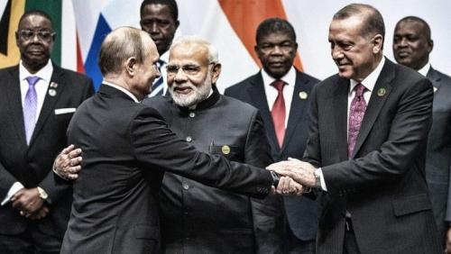 Вступление Турции в БРИКС сп…