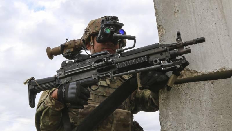 Новые заказы на 154 миллиона: приборы ночного видения ENVG-B оружие