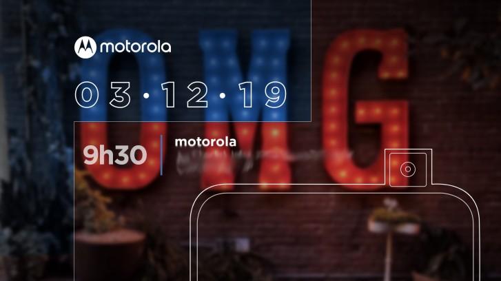 Стало известно, когда выйдет Motorola One Hyper с выдвижной фронталкой новости,смартфон,статья