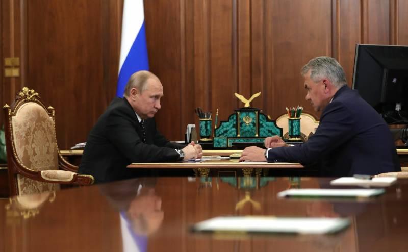 Итоги работы Министерства обороны РФ в 2019 году