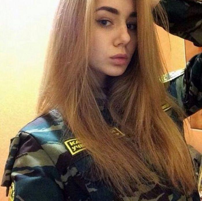 Красота в МВД России спасет мир!!!