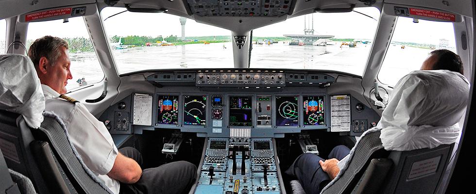 Победа, Россия и ЮТэйр наймут иностранных пилотов