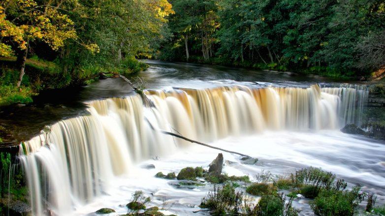 Кейла-Йоа — возможно, самый красивый водопад в мире