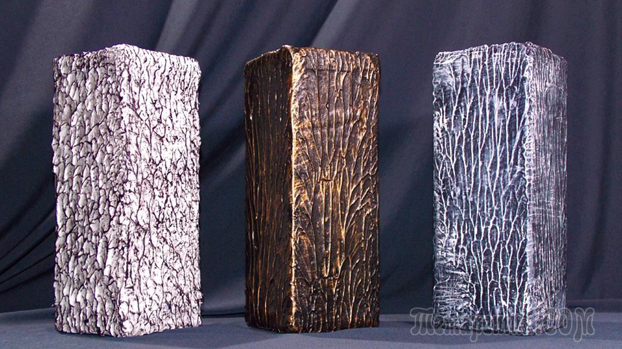 Как сделать вазу из пакета о…
