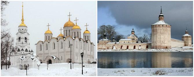 10 городов России, куда можно отправиться на Новый год