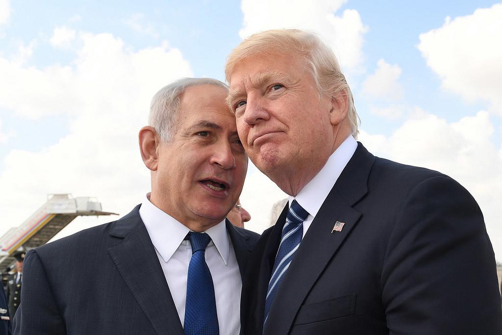 Le Figaro: Будут ли Трамп и Нетаниягу накалять обстановку на Ближнем Востоке?