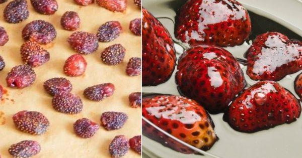Для тех, кому надоело варенье: 5 способов сохранить ягоды совершенно по-новому
