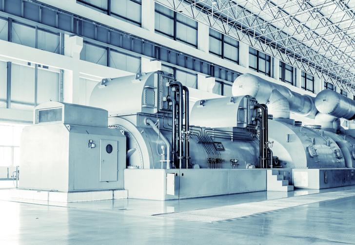Ростех произвел первый розжиг газовой турбины в Крыму