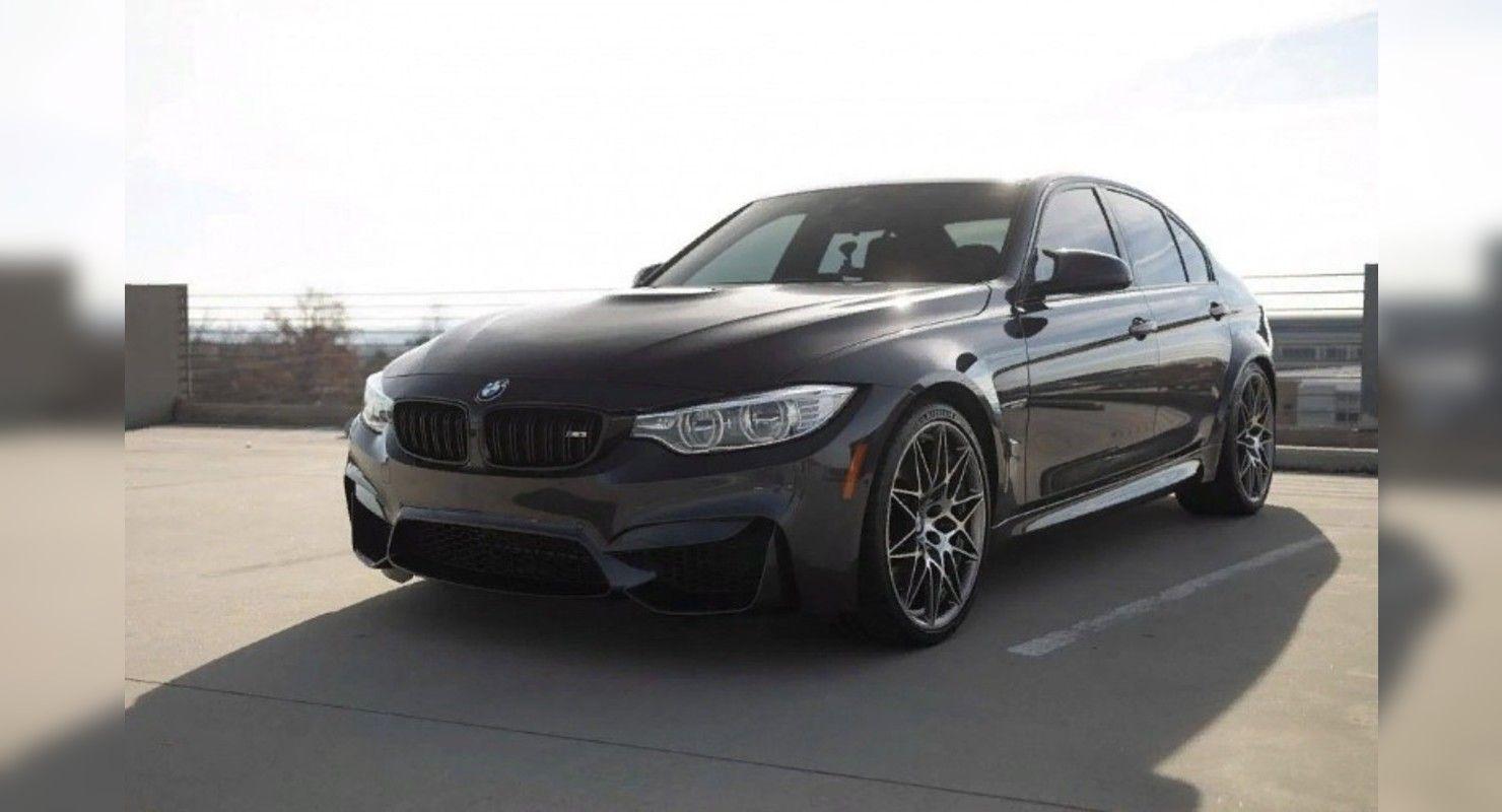 Редкий BMW M3 появился в продаже Автомобили