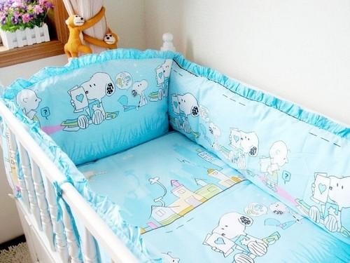 Как сшить бортики в кроватку для новорожденного с фото 1