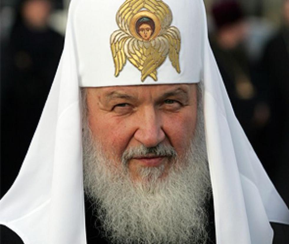 Патриарх Кирилл осудил стремление к обогащению