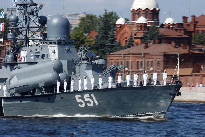 ВМС США готовятся к схватке …