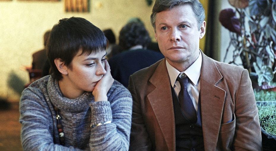 «Зимняя вишня»: история любви, которая легла в основу фильма.