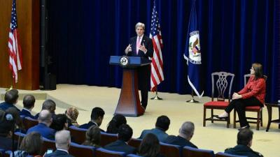 Керри: США имели право сбить…