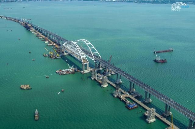На Крымском мосту установлен новый рекорд по трафику