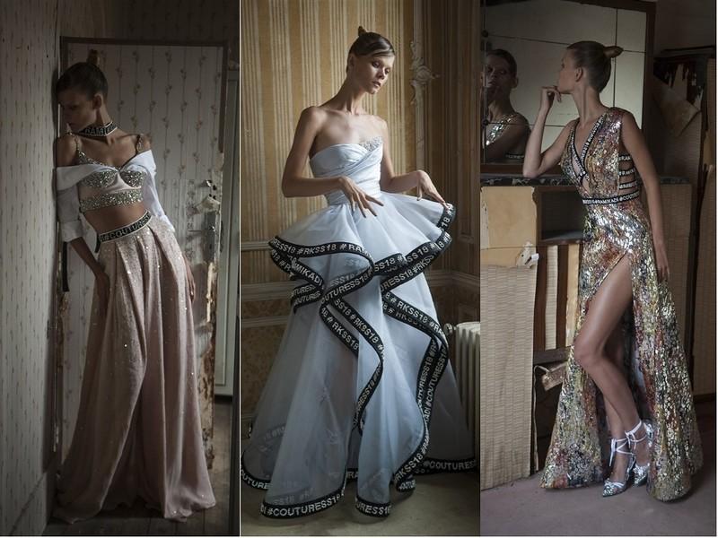 Rami Kadi Haute Couture весна-лето 2018
