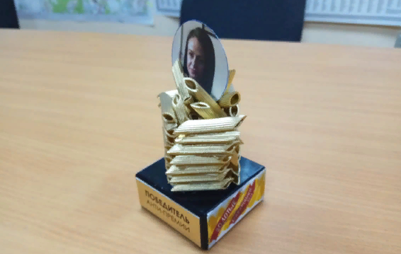 Чиновнице «государство не просило вас рожать» вручили премию «Золотая макарошка»