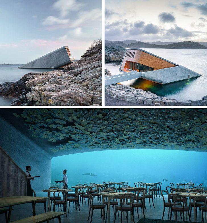 11 фантастических зданий планеты, которые потрясают воображение архитектура,необычное,планета
