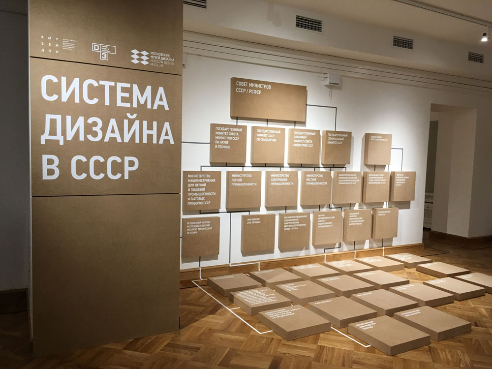 Дизайн в СССР: как это было?