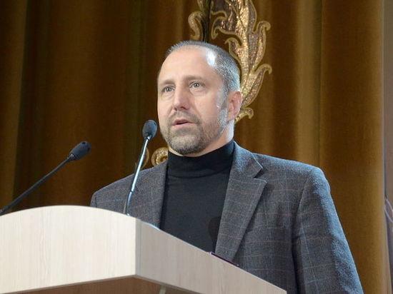 Александра Ходаковского отказались пропустить в ДНР