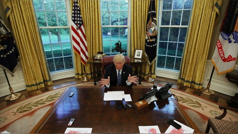 Обозреватель CNN: Трамп довёл внешнюю политику США до абсурда