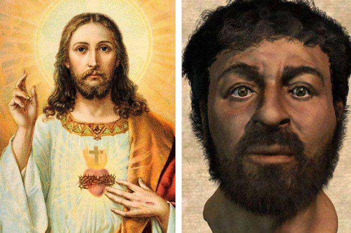 Как на самом деле выглядел Иисус Христос.