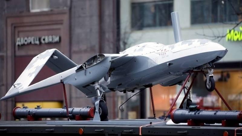 """Будет летать вдвое дальше. """"Ростех"""" обещает увеличить дальность полета нового БПЛА """"Корсар"""""""