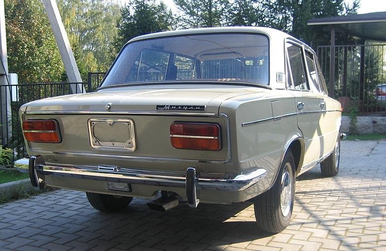 Легенда советского автопрома - ВАЗ-2103 авто