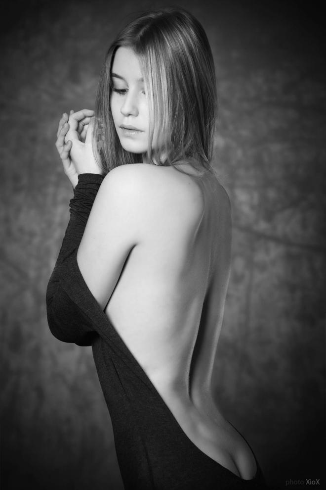Красота женского тела в будуарной фотографии - 50 примеров - 22