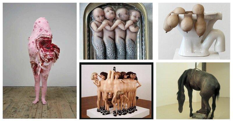 Ужасы современного искусства