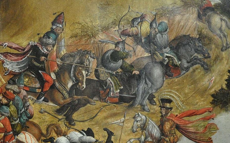 Как европейские путешественники фантазировали о армии Московии в 15-16 вв
