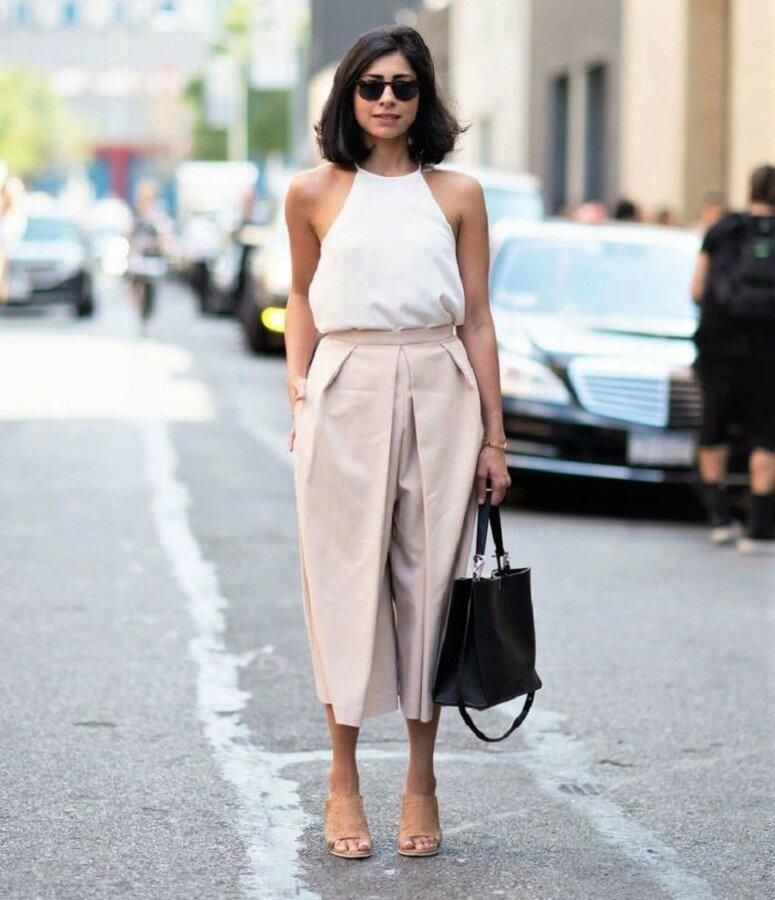Стильные брюки на лето 2020 для женщин с любой фигурой