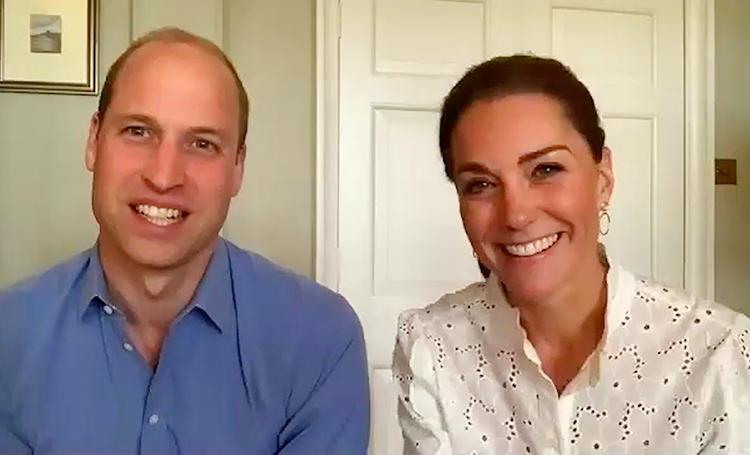 Кейт Миддлтон и принц Уильям рассказали о своей секретной волонтерской работе на новой конференции