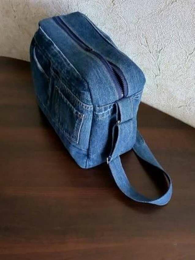 Варианты мужских сумок своими руками! + выкройки выкройки,сумки,шитье