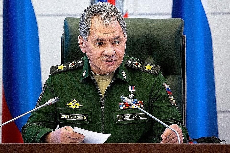 Шойгу пригласил страны НАТО на Армейские международные игры