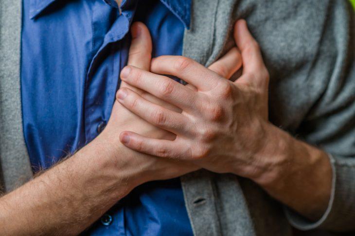 Кардионевроз : симптомы, причины, лечение болезни