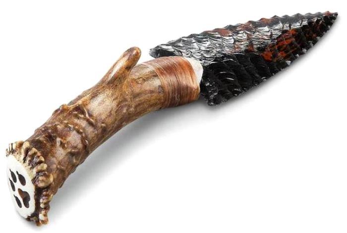 Сегодня лучшим вариантом применения таких ножей будет, пожалуй, сувенир или подарок. /Фото: vashnozh.ru